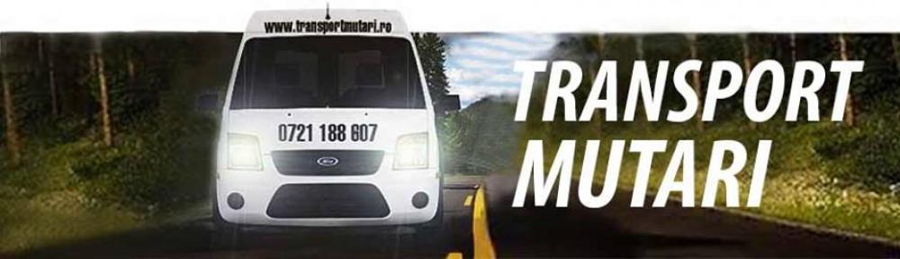 Transport Marfa si Mobilier in Bucuresti