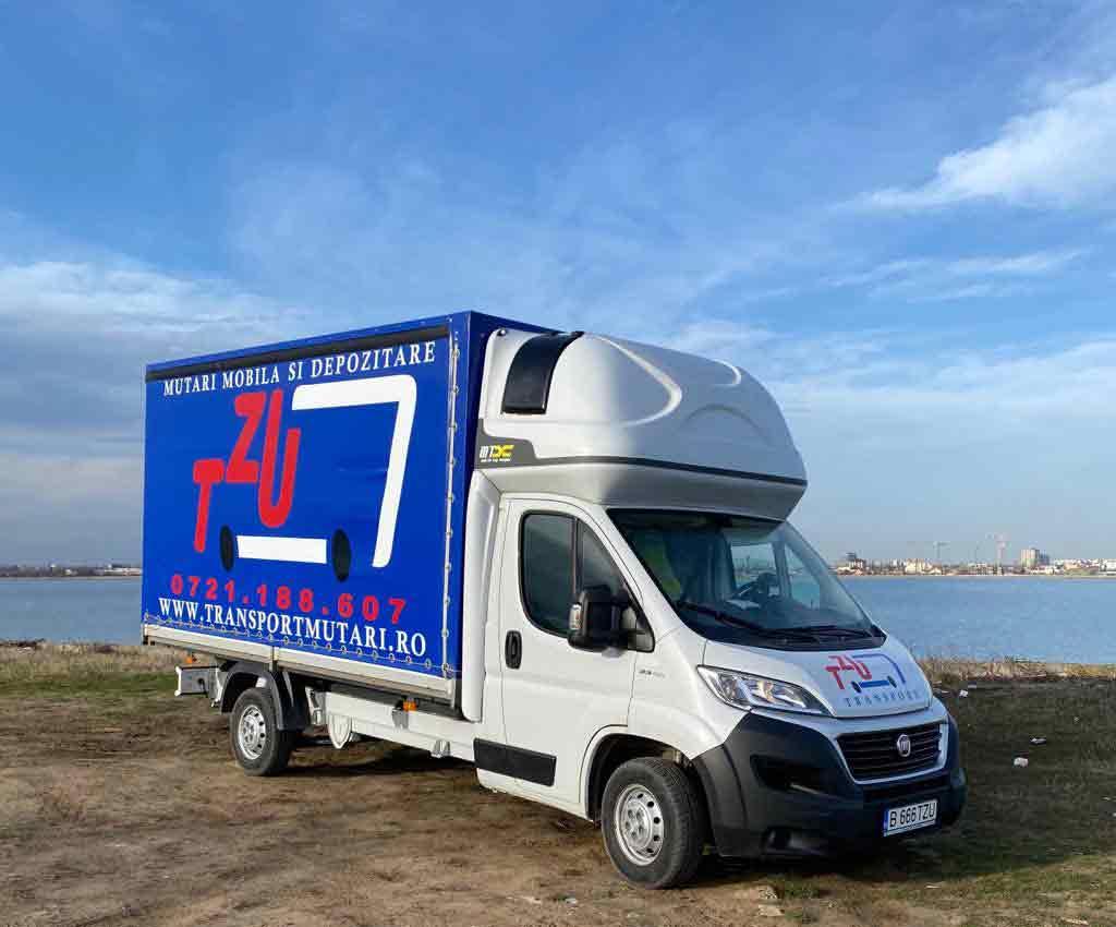 camion 7,5 tone